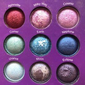BH Cosmetics Makeup - BH Cosmetics Galaxy Chic Eyeshadow Palette 🌌